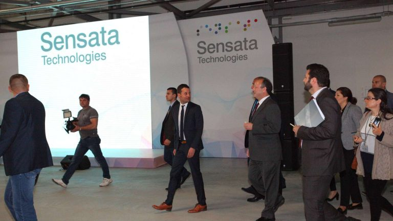 Sensata's Factory Opening in Plovdiv